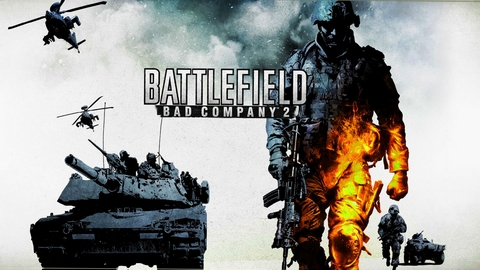 Mакрос_дробовик в Battlefield Bad Company 2