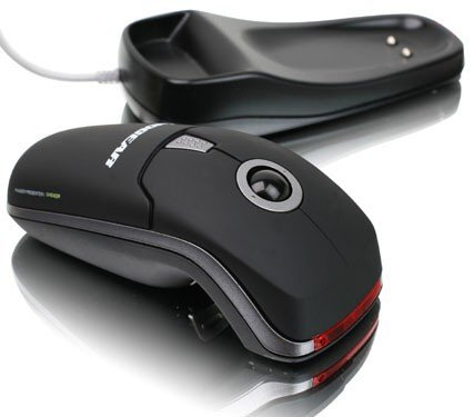 Iogear Phaser 3-in-1 Anti-Bacterial Mouse